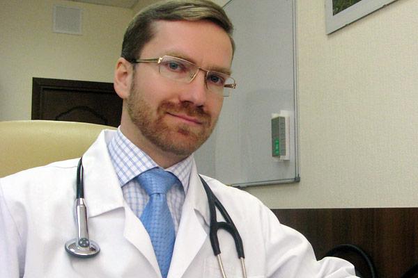 врач от паразитов