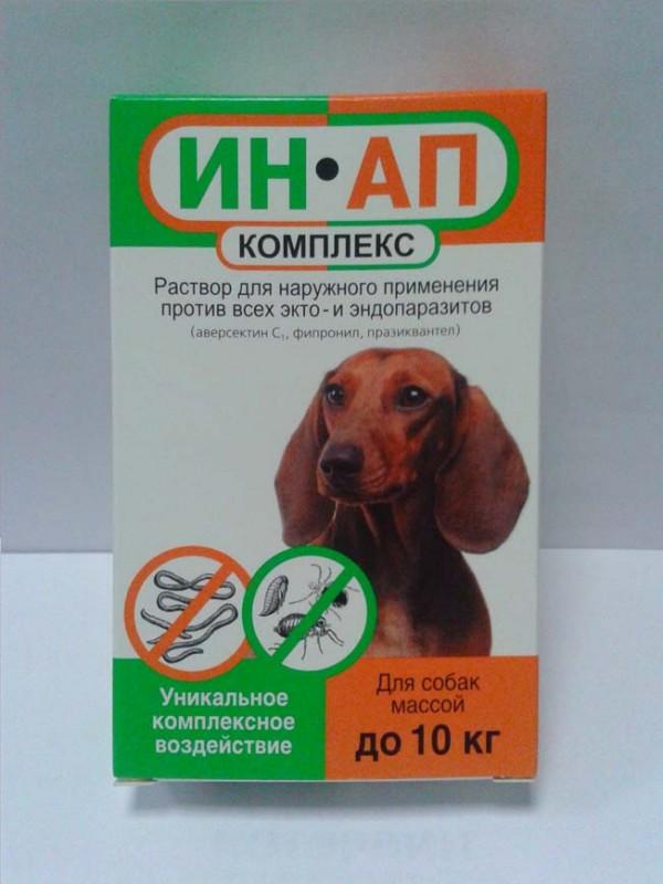 Препарати для кошек и собак от глистов