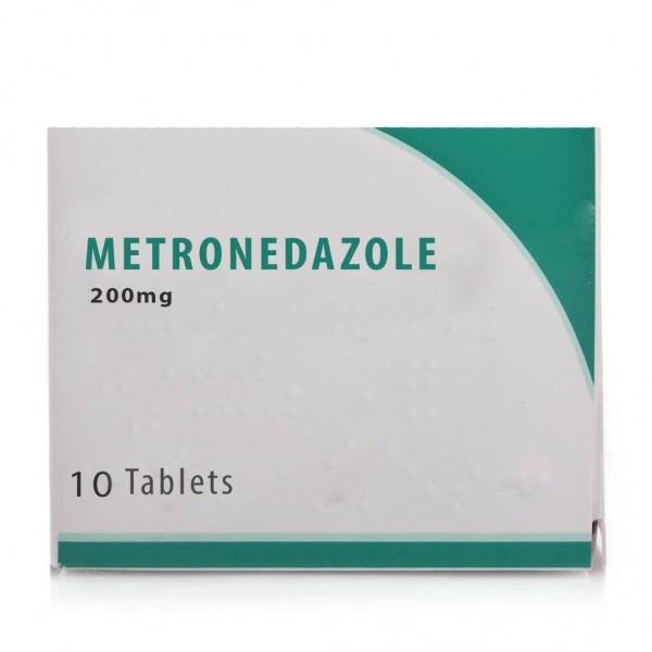 Метронедазол