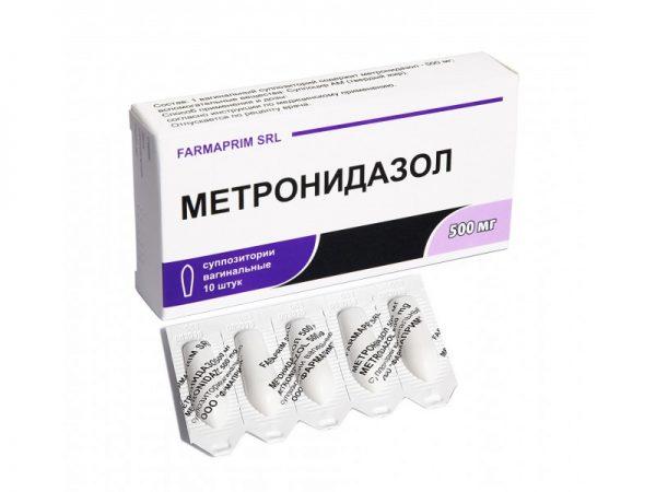 Метронизадол
